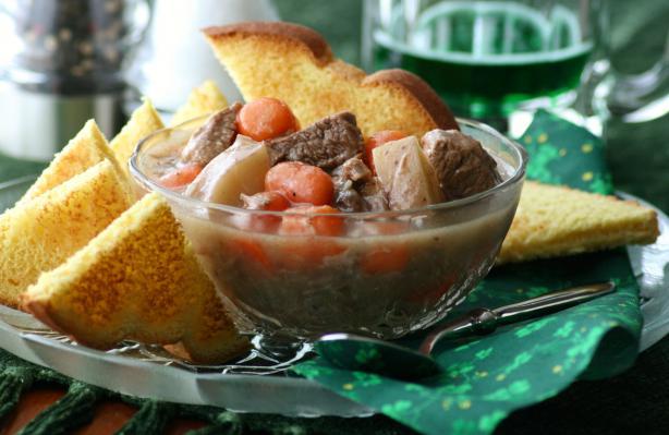Irish Lamb or Beef Stew