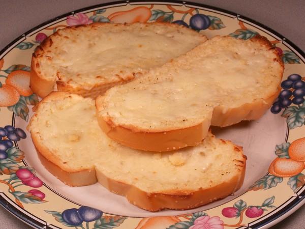 Easy Cheesy Garlic Toast