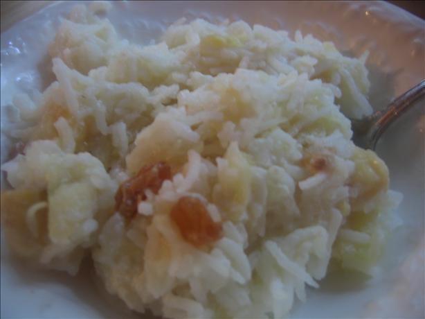 Creamy Rice Cereal (Vegan)