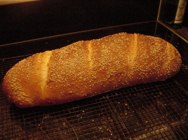 Linda's Fantabulous Italian Bread a B M