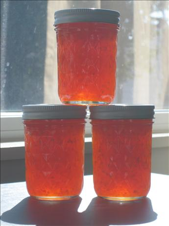 Habanero Garlic Jelly