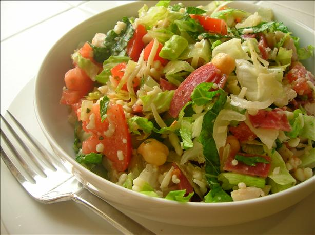 California Pizza Kitchen Chopped Salad