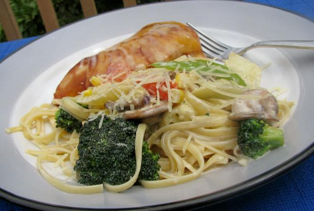 "The ""Perfect"" Pasta Primavera"