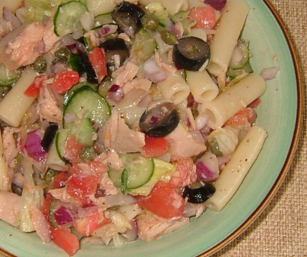 Josephine's Tuna Pasta Salad