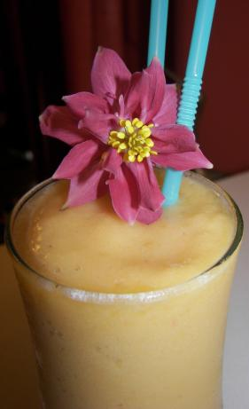 'spring in Your Step' Smoothie (Raw Food)