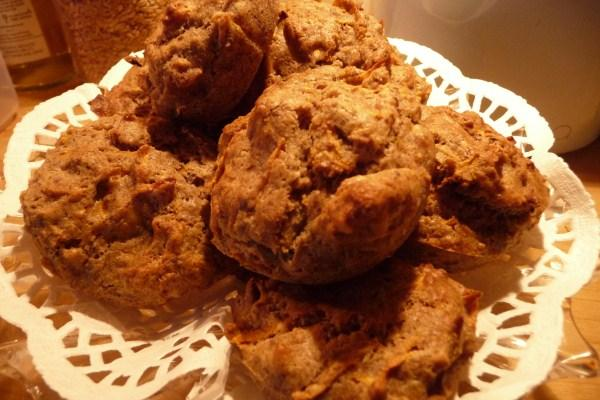 Healthy Buckwheat - Sugar, Dairy, Wheat Free Muffins