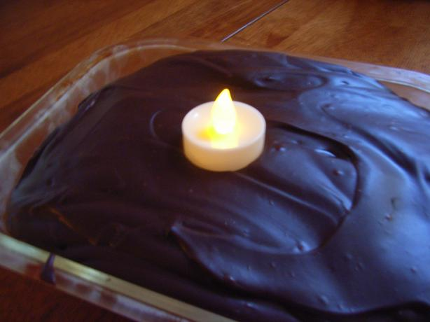Chocolate Apricot Pecan Torte