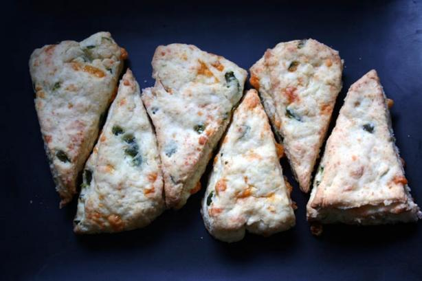 Savory Cheese & Herb Biscuits