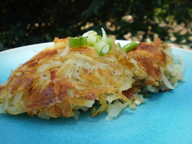 Crispy Homemade Hash Browns