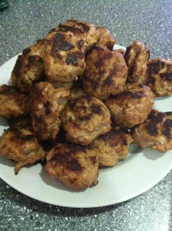 Danish Meatballs (Frikadeller)