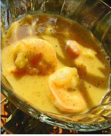 New Orleans Shrimp & Squash Bisque (Treasure Trove #2)