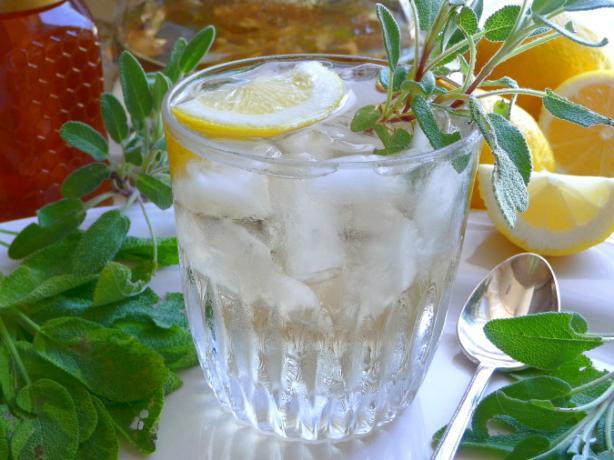 Pineapple Sage Tea - Hot or Iced