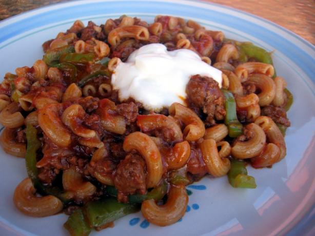 Old World Hungarian Goulash