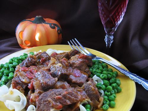 Moms' Hungarian Goulash