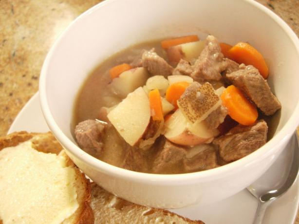 Quick and Easy Beef Stew
