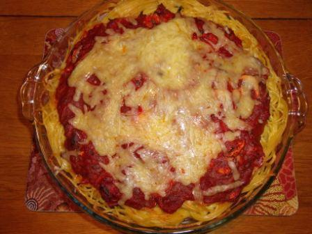 Pizza Pasta Pie