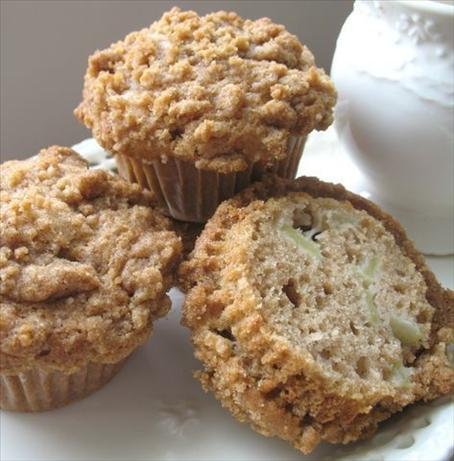 The Best Apple Pie Muffins Ever
