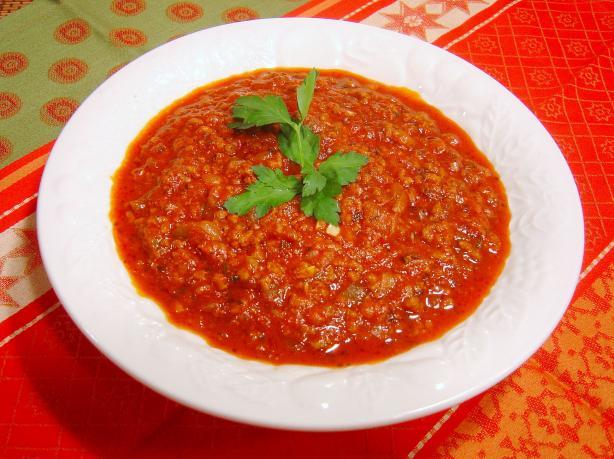 Mimi's Spaghetti Sauce