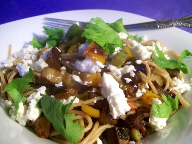 Greek-Style Spaghetti