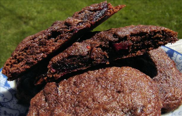 Cranberry Chocolate Cookies