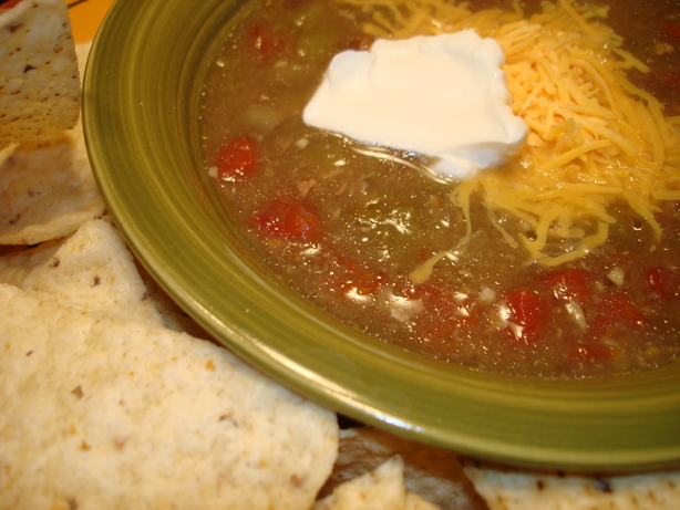 Green Chili, Mexican Style