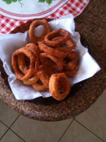 Copycat Burger King Onion Rings