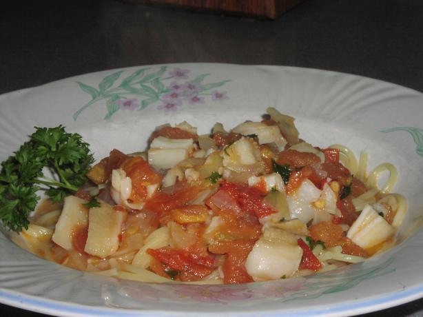 Clam Pasta With Garlic & White Wine - Australia
