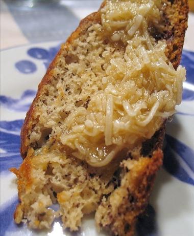 Banana Coffee Cake W/ Macadamia-Coconut Streusel
