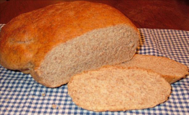 Suomalaisruisleipä (Finnish Rye Bread)