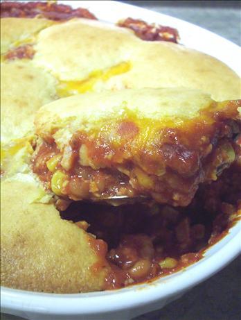 Southwestern Chicken Pot Pie