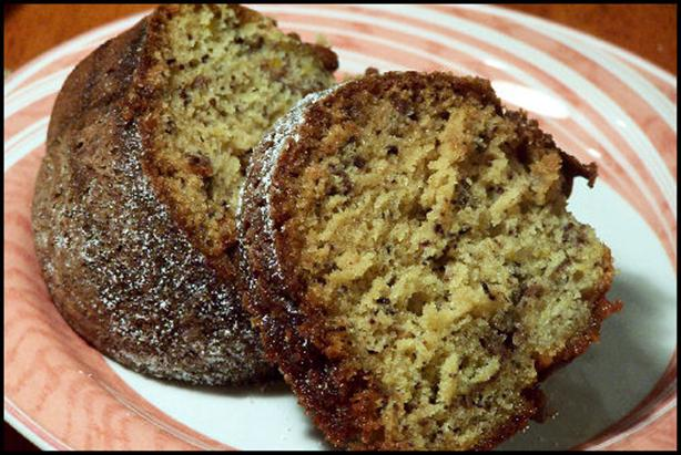 Calypso Coffee Cake With Butter Rum Glaze