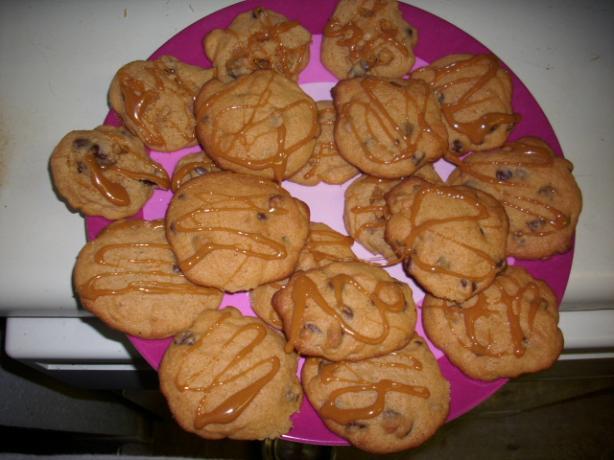Dulce De Leche (Caramel) Cookies