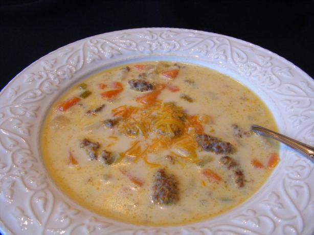 Crock Pot - Sausage Potato Soup
