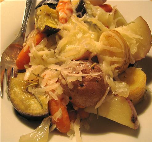 Herb-Roasted Mediterranean Vegetables