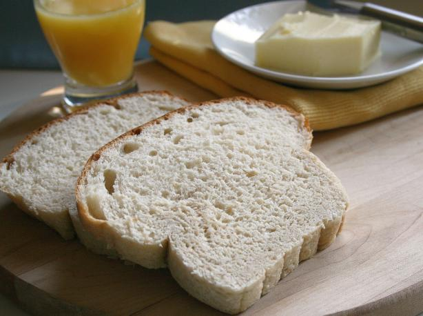 Honey Oatmeal Bread (Abm)