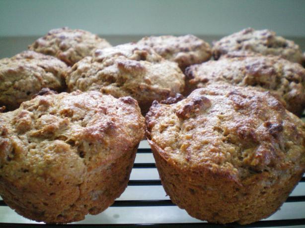 Low-Fat Bran Muffins