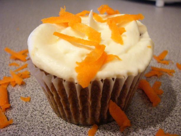Barefoot Contessa's Carrot Cake Cupcakes