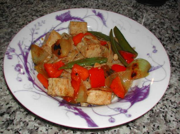 Singapore Five-Spice Stir Fry