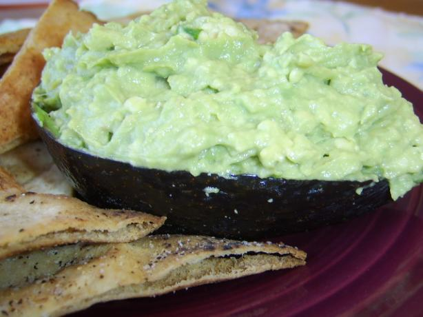 Save the Pits Guacamole/Avocado Dip