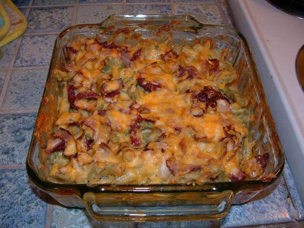 Kristi's Gluten Free Green Bean Casserole