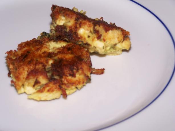 Chicken Potato Patties