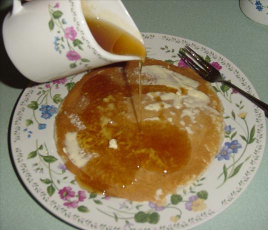 Basic Pancake Syrup
