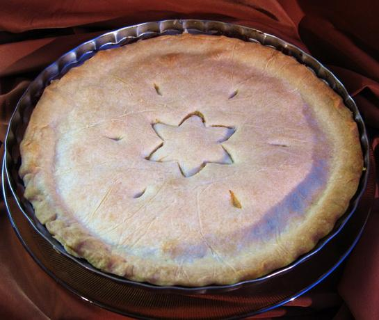 Easy Pie Crust