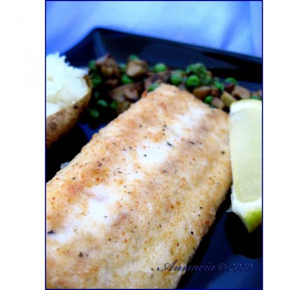 Bea's Fish Crisp