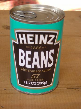 British Beans on Toast