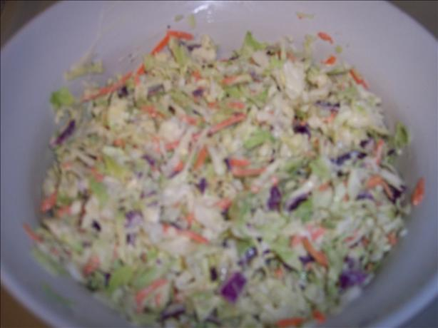 My Own Coleslaw Dressing