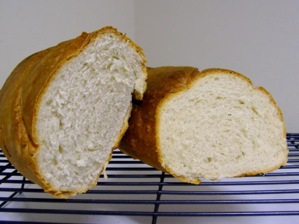 """Old Reliable"" French Bread (for Kitchen Aid Mixers)"