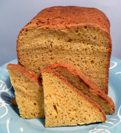 Cheddar-Chive Bread (Bread Machine)