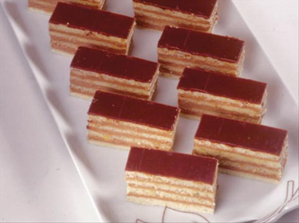 Dobosh Torte (Seven Layer Torte)
