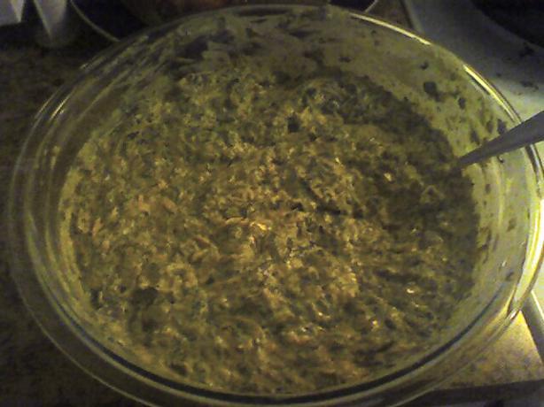 Yummy Vegan Spinach Artichoke Dip